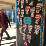 Classes outdid themselves with the door art contest
